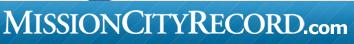 Mission City Record Logo