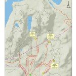 Steelhead Community Fire Evacuation Rout Map 2015.08