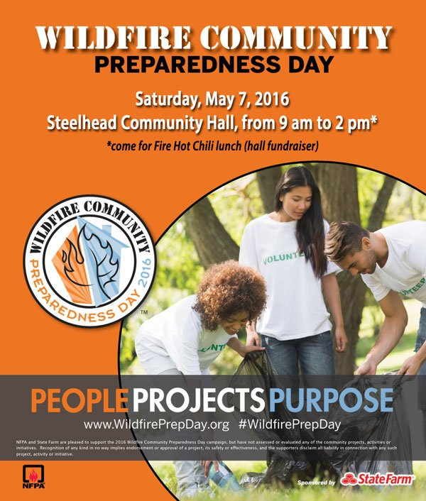 2016 Wildfire Community Preparedness Day