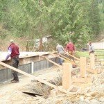 Steelhead Community Hall Project, the early days