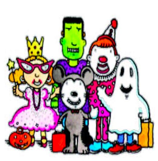 Steelhead Kids Halloween Party