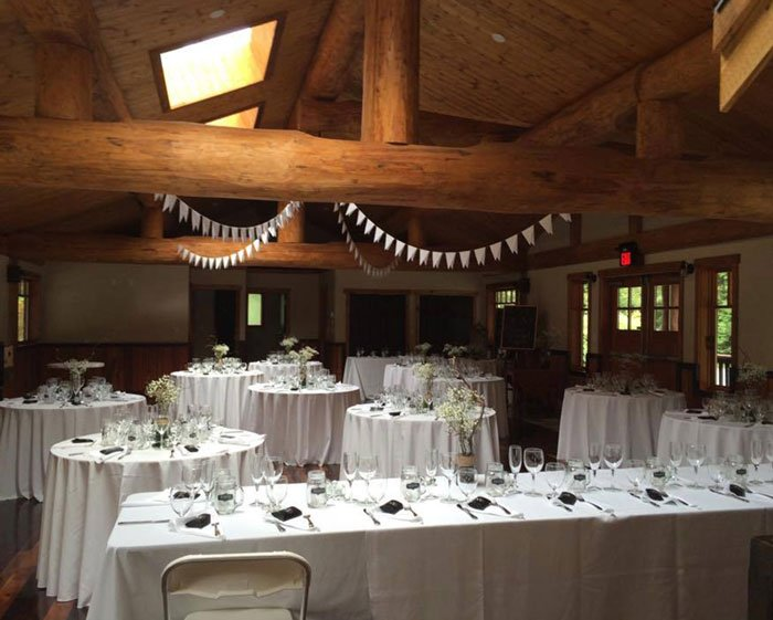 Steelhead Community Hall, Mission, BC - Wedding & Event Rentals